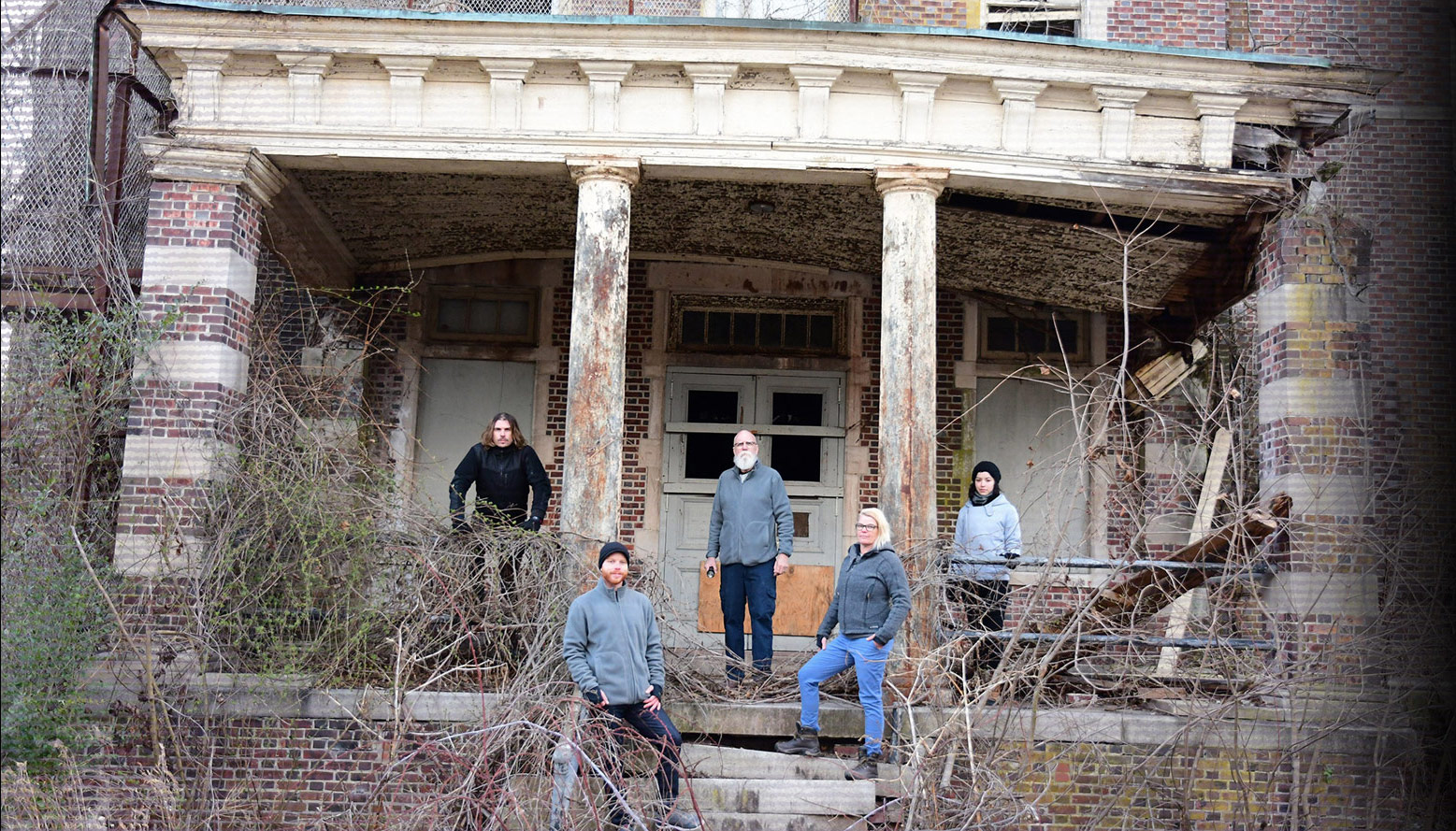 Investigate Pennhurst Asylum From Home With Quot Paranormal Evidence Quot