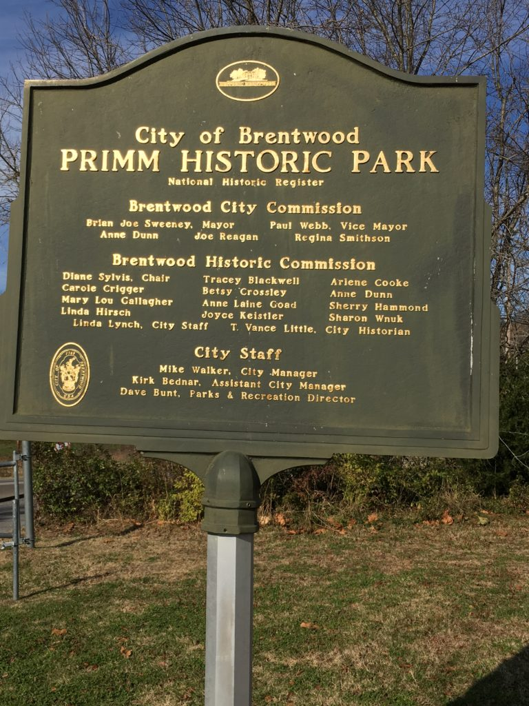 Brentwood Historic Ghost Tours