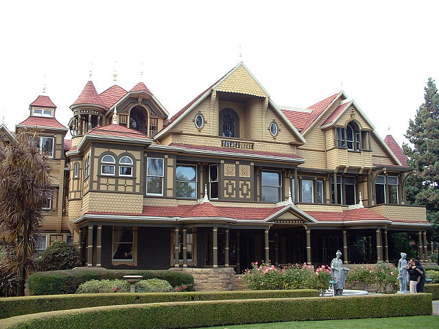 essay sarah winchester and her mystery house Winchester mystery house: why did sarah build it updated on february 2 when sarah winchester died in 1922 her house now belongs to all californians and the world.