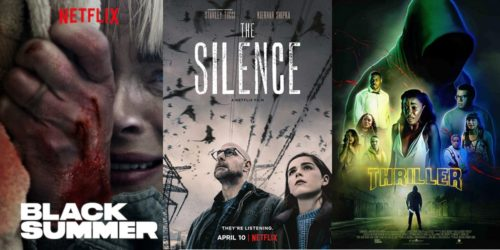 Streaming Bonanza: Netflix Thrills with Three Mid-April Releases