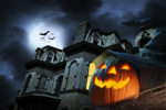 Three Halloween Parties in Real Haunted Houses for 2016