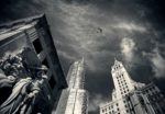 Mothman, Owlman…What's Flying Over Chicago?