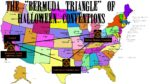 """The """"Bermuda Triangle"""" of Halloween Conventions?"""